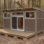 Prefab Cabin Fever Air Conditioned