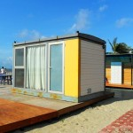 Prefab Cabin Small Affordable Green Home China Mainland
