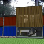 Prefab Container Home Kit Another Shipping Concept
