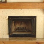 Prefab Fireplace Front