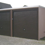 Prefab Garage Garages Prefabricated Story