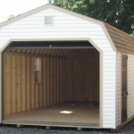 Prefab Garages Maintenance Free Vinyl