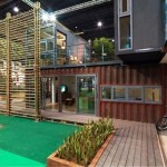 Prefab Green Home Design For Eco Living Friendly House