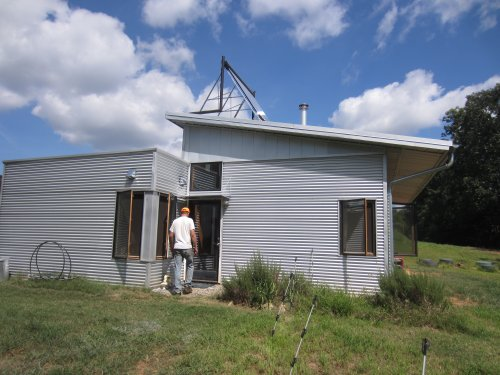 Prefab Homes Passive Solar House Kits Green Modern