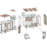 Prefab Office Materials Structure