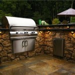Prefab Outdoor Kitchen Building And Design