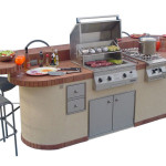 Prefab Outdoor Kitchen Grill Islands Building And