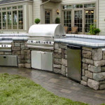Prefab Outdoor Kitchen Kits