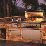 Prefab Outdoor Kitchen Kits Are Very Patios And Poolside