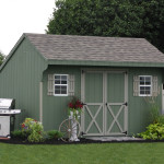 Prefab Shed From Sheds Unlimited