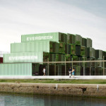 Prefab Shipping Containers House Students Architecture Contest