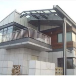Prefab Steel Structure Building Suzhou Tiandi Color