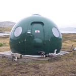 Prefab Structure Emergency Shelter Remote Igloo