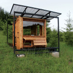 Prefab Sustainable Retreat Homes Residential Architecture