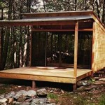 Prefab Tiny Cabin Shelter Kit
