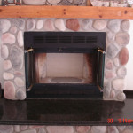 Prefab Zero Clearance Fireplace