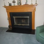 Prefabricated Fireplace