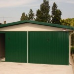 Prefabricated Garage