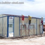 Prefabricated House Builder Steel Structure Construction