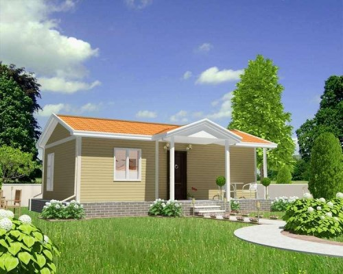 Prefabricated House Pri