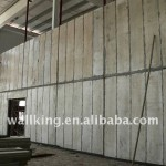 Prefabricated Interior Wall Panel System View