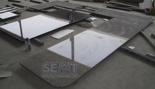 Prefabricated Kitchen Countertop Semt Stone Industry Limited