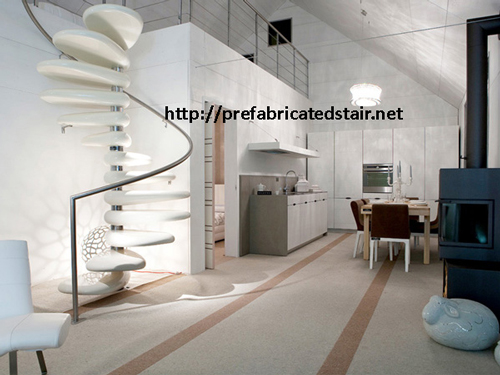 Prefabricated Stairs Moduler Part