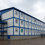 Prefabricated Steel Construction Turkey Karmod