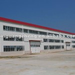 Prefabricated Steel Structure Warehouse Office Homes Workshop Poutry
