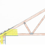 Prefabricated Truss Roof Construction Studies