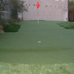 Private Putting Greens Residences Home