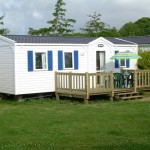 Quality Mobile Home Rent Benodet Finistere Coastal South West