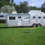 Quarters Horse Trailer For Sale Medicine Hat Alberta
