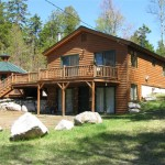Rangeley Maine Vacation Home Real Estate For Sale Perfect Log Sided