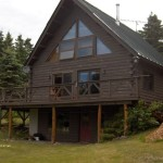 Rangeley Maine Vacation Home Real Estate For Sale Very Private Log