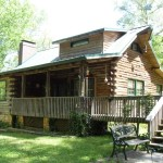 Real Estate Homes For Sale Lexington Waterfront Log Home