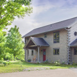 Reallogstyle Log Home Stain Touch Gray