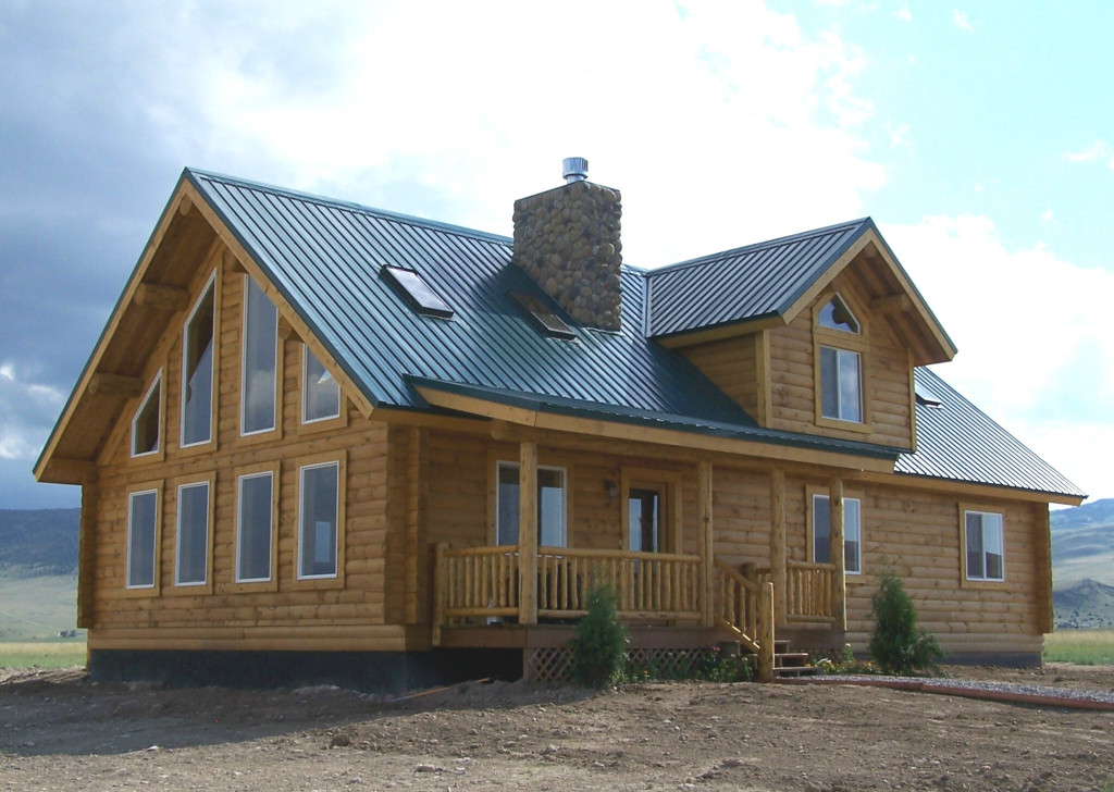 Reasons Why People Choose Manufactured Log Homes