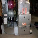 Recent Gas Furnace And Central Air Conditioning Replacement