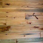 Reclaimed Boston Harbor Oak Wall Paneling Installed The Lobby