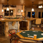 Red Cedar Hand Scribe Log Home Country Classic Timber Homes