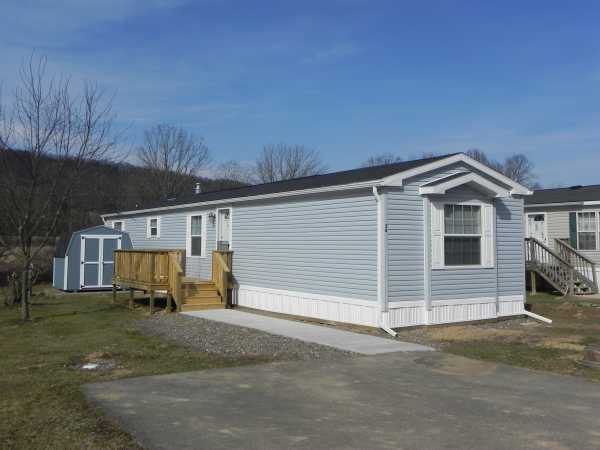 Redman Nmsfot Manufactured Home For Sale Bloomsburg