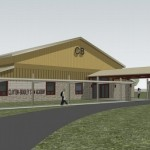 Rendering The New Clayton Bradley Stem Academy Campus Maryville