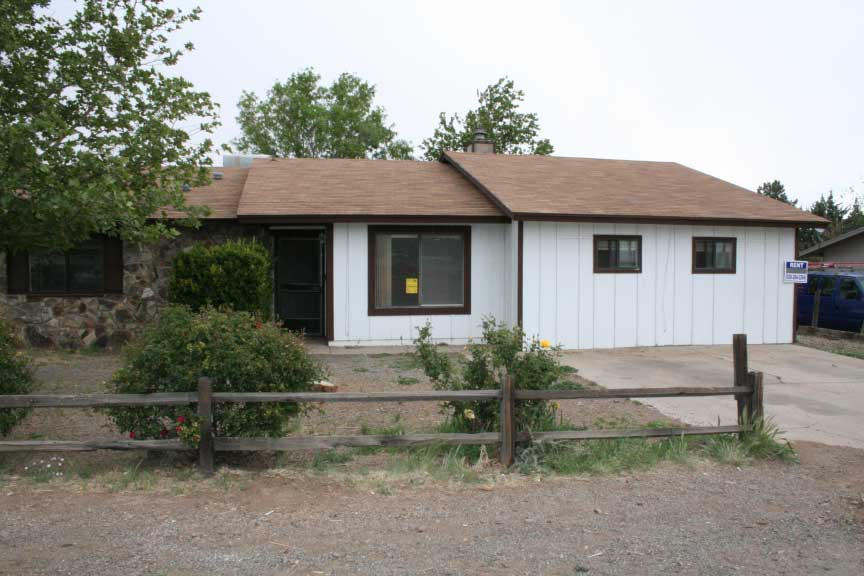 Rentals And Rent Own Homes Sedona Verde Valley Camp