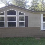 Replace Your Old Mobile Home Skirting Siding Solid Hand