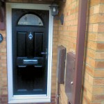 Replacement Composite Doors Newcastle Upon Tyne Coloured