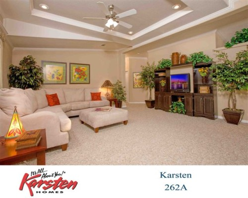 Request Additional Information About The Karsten Homes