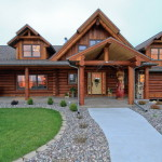 Required For New Log Homes Full House Cleveland