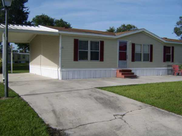 Retirement Living Bell Mobile Home For Sale Lake Wales