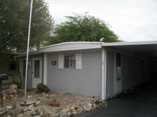 Retirement Living Biltmore Mobile Home For Sale Tucson